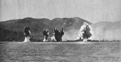 Guerra del golfo a La Spezia