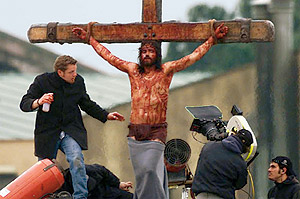 The Passion of the Christ, pro Mel
