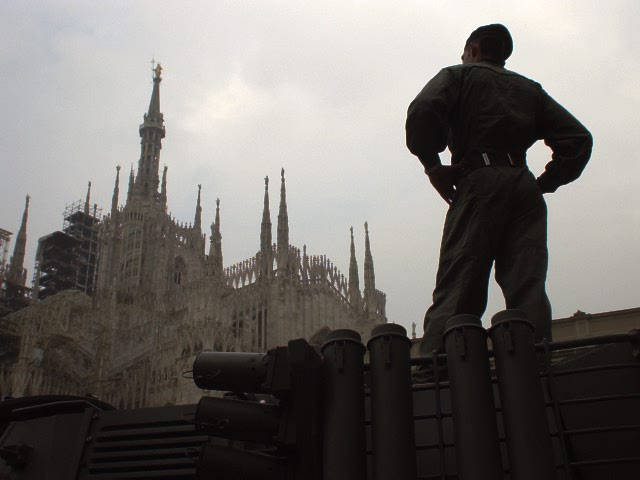 Ieri passeggiavo per Milano…