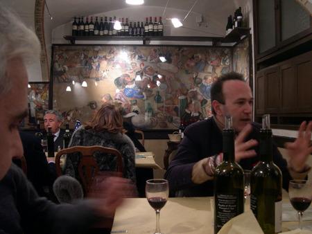il ristorante al circolo dei lettori di torino