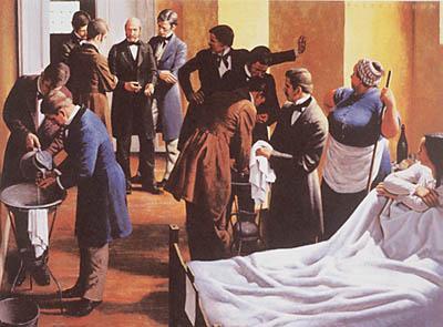 Ignaz Philipp Semmelweis, il medico
