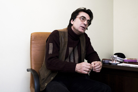 Mehemet Samil Altan, membro del comitato esecutivo del DTP
