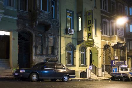 Sede del DTP nel quartiere di Tarlabaşi