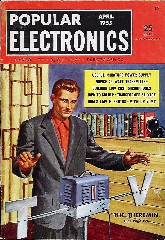 Popular Electronic 1955