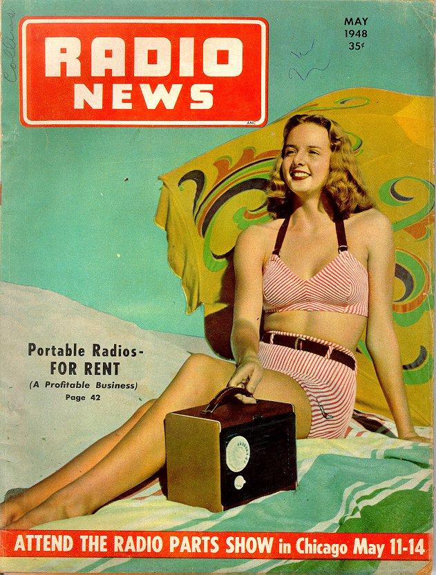 Radio News 1948