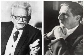 Elias Canetti e Hermann Broch