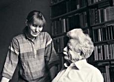 Elias Canetti e Hera Buschor