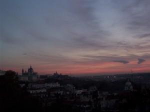 Madrid, città di intensi odori