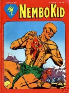 Nembo (Kid) e la cartoonizzazione della Storia