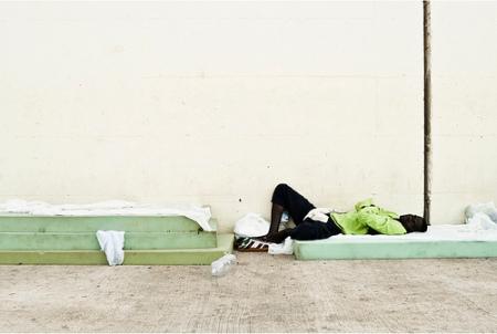 centro di Lampedusa foto di Giovanni Hänninen