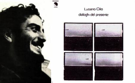 Luciano Cilio, l'Assente
