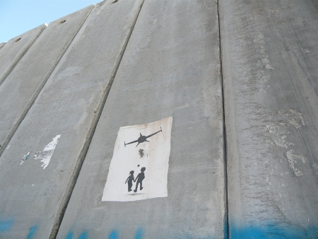 Il muro di Betlemme