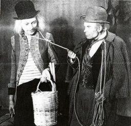 Estragone e Vladimiro