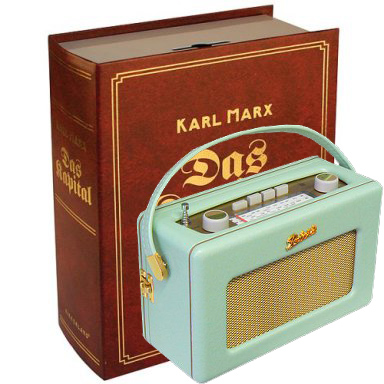 Radio Kapital- Christopher Lasch