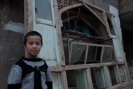 Kashgar foto di Alessandro Vecchi
