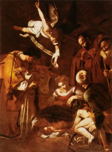 La Natività del Caravaggio. Dei delitti, delle pene. E dei reati caduti in prescrizione.