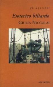A prose is a prose: Giulia Niccolai