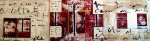 Biagio Cepollaro, la materia delle parole (opere 2008-2010)