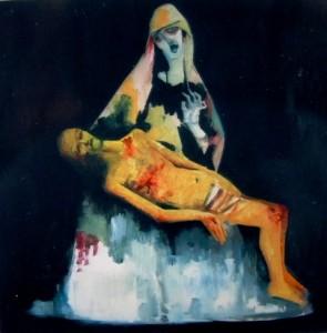 Walter Angelici. La pittura senza idillio