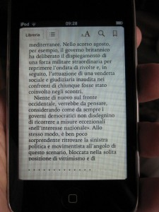 iBooks su iPod