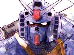 RX-78-2 Gundam disegnato da Hajime Katoki