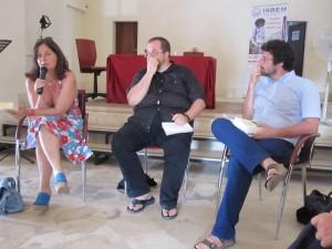 Helena Janeczek, Andrea Cortellessa, Alessandro leogrande