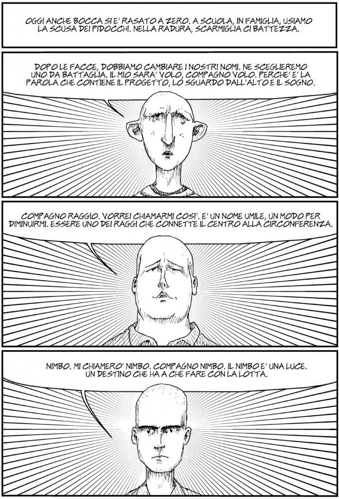 La luce sui corpi