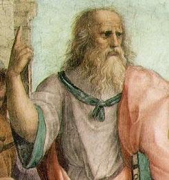 il Platone di Raffaello