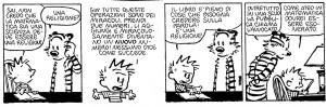 Calvin-Hobbes Matematica
