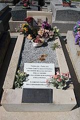 Gobetti, i padri, il cimitero