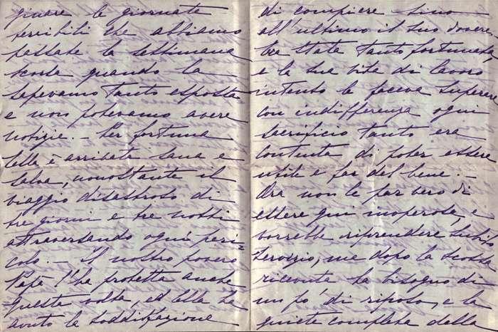 lettera 11 novembre