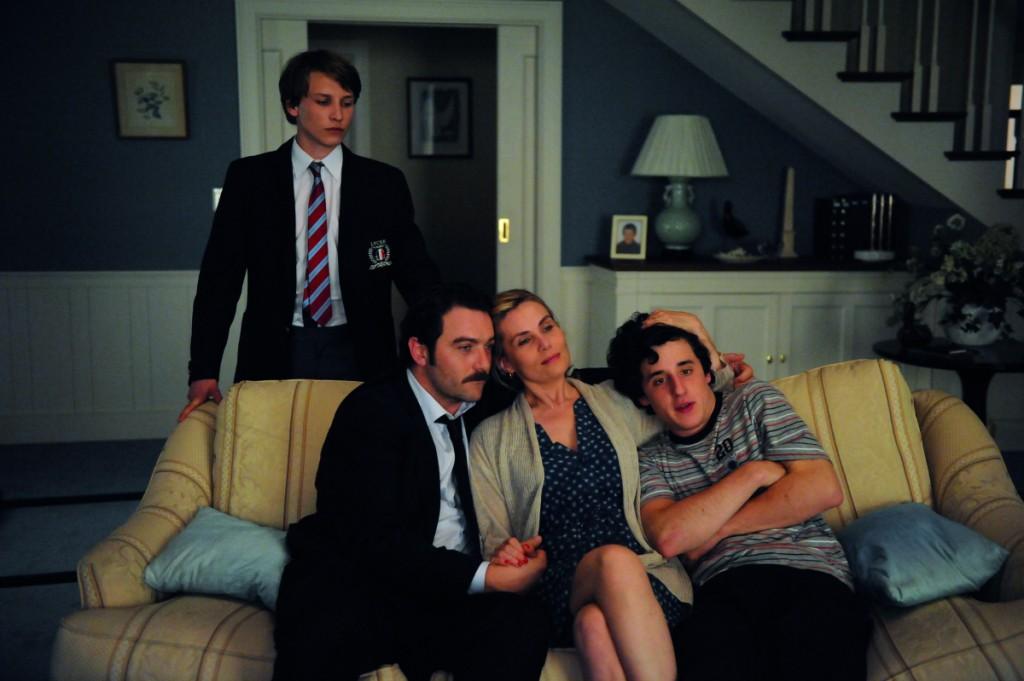 Un fotogramma del film Nella casa, di François Ozon, 2013