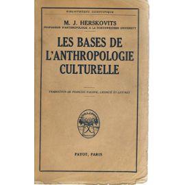 herskovits-melville-jean-les-bases-de-l-anthropologie-culturelle-livre-855314539_ML
