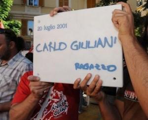 per Carlo Giuliani – 20 luglio 2001