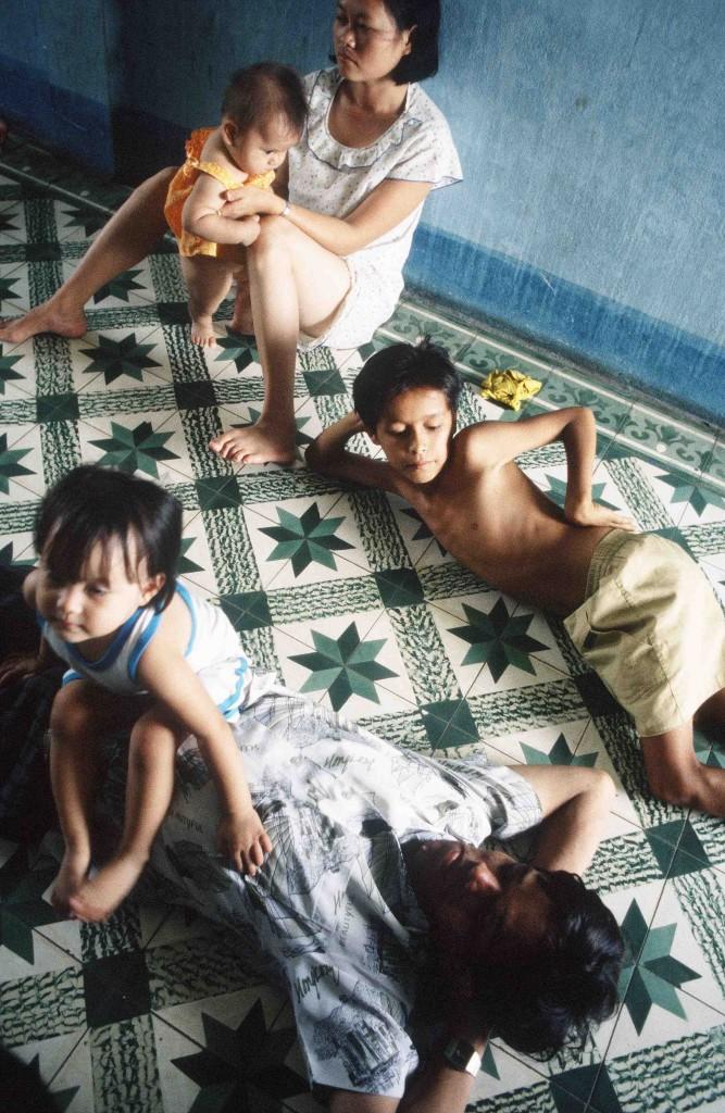 © Foto di Remy Gastambide. Hồ Chí Minh-Ville 1993