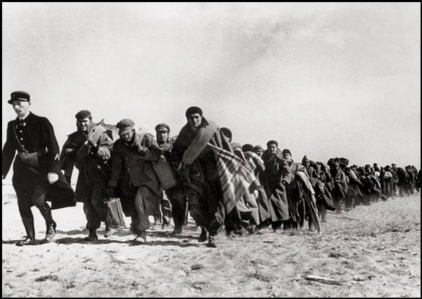 Robert Capa, fotografo in fuga