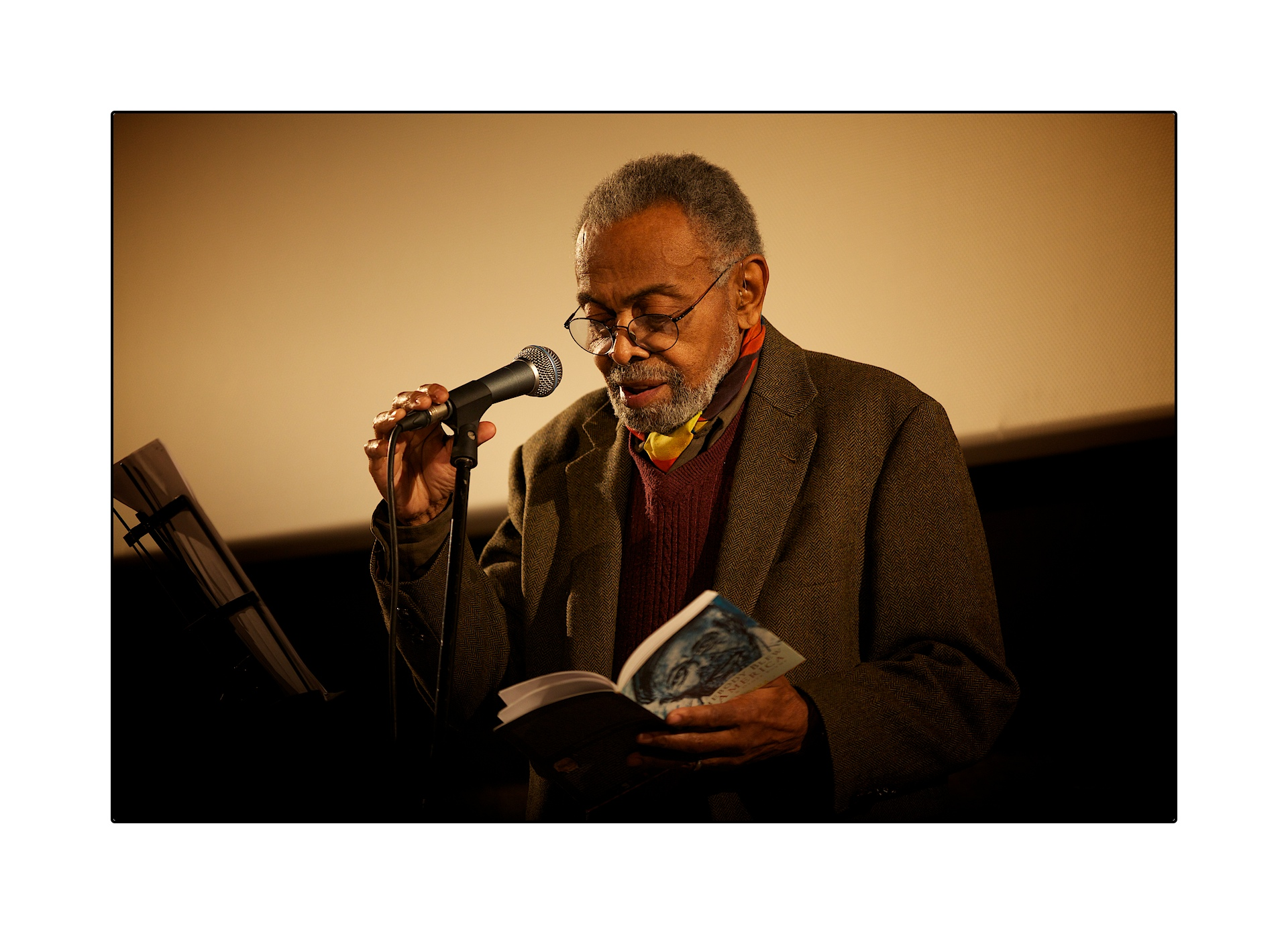 Do you remember Amiri Baraka?