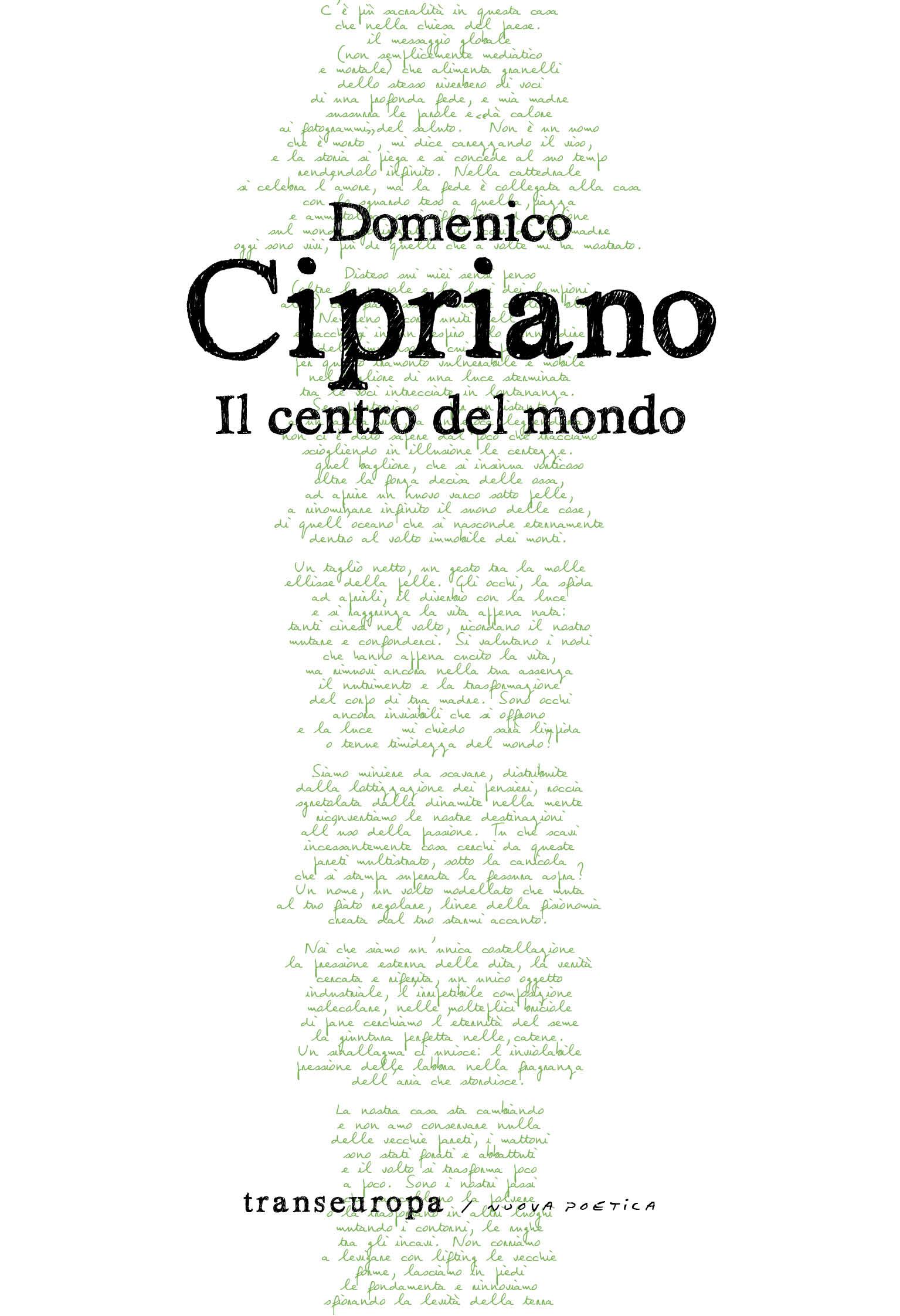 Cipriano, cover