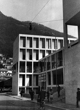 sede ULI, fotografia dell'epoca