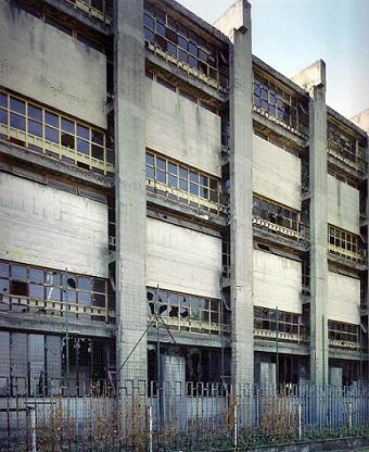 Istituto Marchiondi Spagliardi, Baggio (Milano), architetti Vittoriano Viganò, Franz Graf e Letizia Tedeschi, 1954-1957. Foto di Emanuele Piccardo