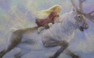 La regina della neve (seconda parte)