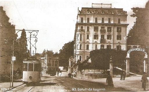 Park Hotel Lugano 1904