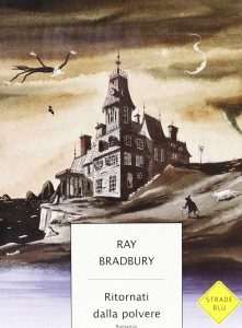 Bradbury, copertina, fronte