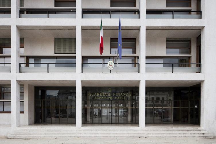Giuseppe Terragni, ex Casa del Fascio, Como, 1932-36, ph. Giovanna Silva 2015