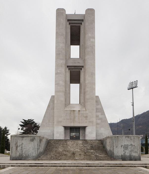 Attilio e Giuseppe Terragni, Monumento ai Caduti, 1931-33, ph. Giovanna Silva 2015
