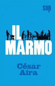 Il marmo di César Aira