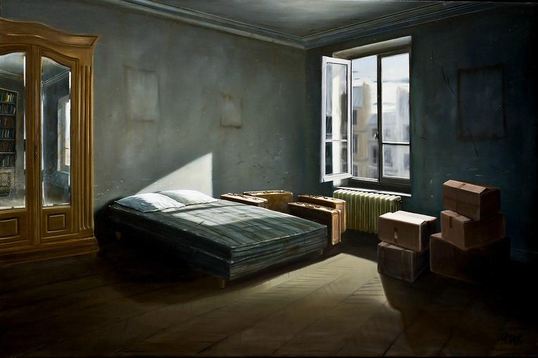 Opera di Claude Lazar
