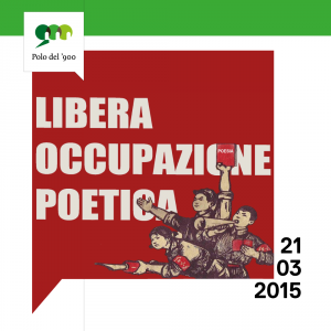 LIBERA OCCUPAZIONE POETICA °  [i materiali]