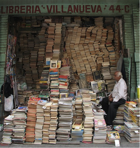 libreria villanueva
