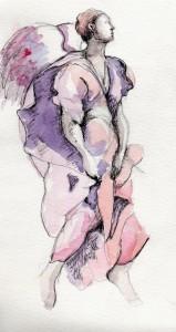 2) paola nasti, angelo del pontormo, matita e pastello, 2014, 2 MB (1)